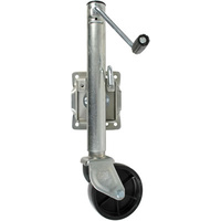 Swivel Mount Jockey Wheel