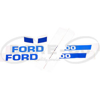 Ford Decal Sets